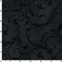 Black Beautiful 108 Wide Cotton