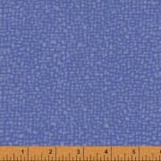 Bedrock Blue 108 Wide Cotton