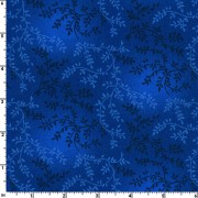 Chantille Royal Blue 108 Wide Cotton