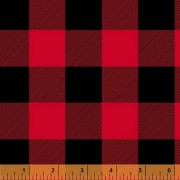 Buffalo Plaid 108 Wide Cotton