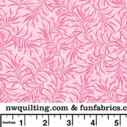 Carnation Pink Boughs 108 Cotton