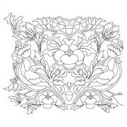 W Morris Acorn 03 Pattern