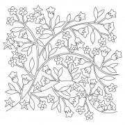 Flower Garden Pano 02 Pattern