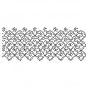 Oriental Wave 01 Pattern