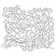 Celestial Pano 03 Pattern