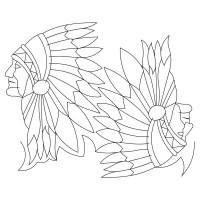 American Indian 01 Pattern
