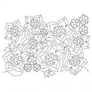 Flower Pano 19 Pattern