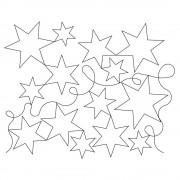 Chicago Stars Pano Pattern