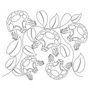 Grumpy Beetle Pattern