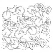 Bike Shoes Pano