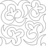 3 Leaf Clover Pattern