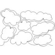 Clouds 1 Pattern