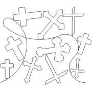 Simply Crosses Pattern