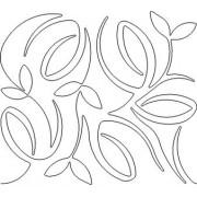 Bamboo Swirls Pattern