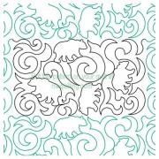 Bears and Swirls Pattern