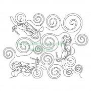 Motorcycle 001 Pattern