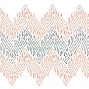 Heat Wave Pattern