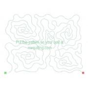 Bumpy Swirls Pattern