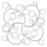 Candy Dots Pano Pattern