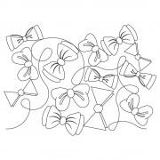 Bowtie 03 Pano Pattern