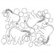 Donkey Pano 01 Pattern