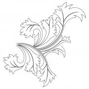 Leaf Pano 16 Pattern