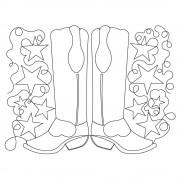 Boots Pano 01 Pattern