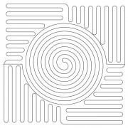 Maze Pano 06 Pattern