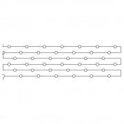 Modern Circle Line 01 Pattern