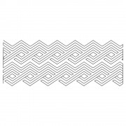 Geomentric Waves 01 Pattern