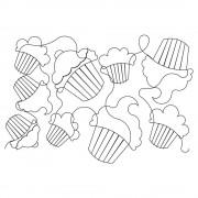Cupcake Pano