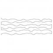 Paula Wavy Lines 2