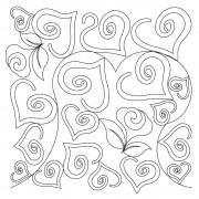 Hearts and Roses Pano
