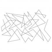 Jagged Lines Pano
